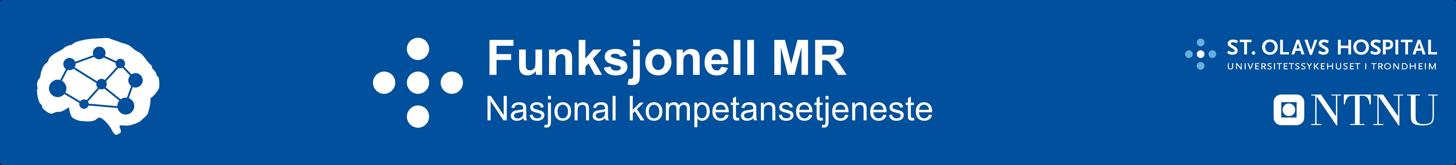 Nasjonal kompetansetjeneste for funksjonell MR